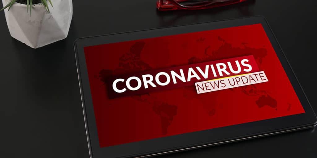 Coronavirus Covid-19 Update April 9, 2020