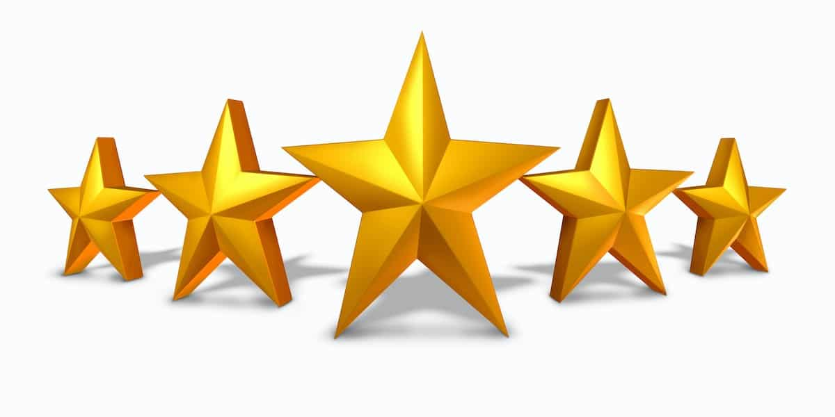 Sholom recognized with five stars for overall quality