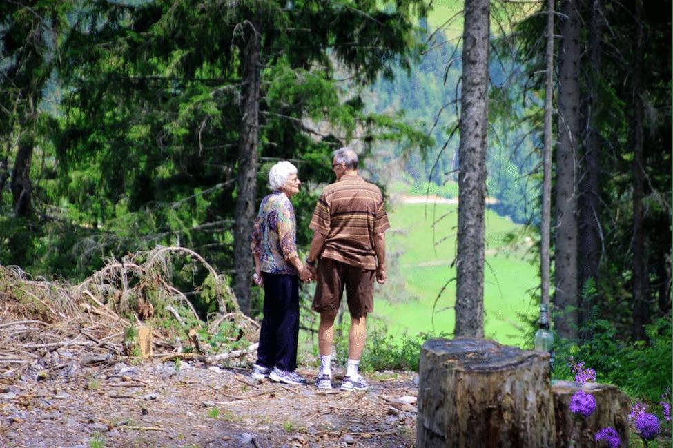 Five Benefits of Walking for Seniors