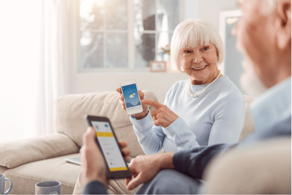 Technology and Socialization for Seniors