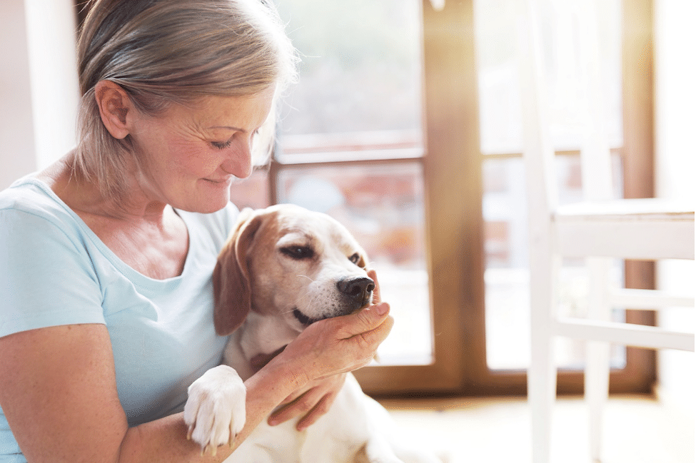 The Benefits of Pet Therapy for Seniors